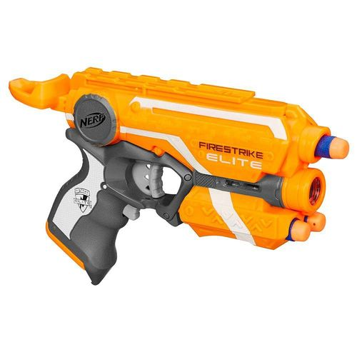 Lançador Nerf N-strike Elite Firestrike com Laser - Hasbro A0709