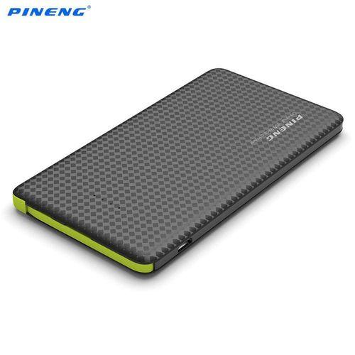 Lançamento - Carregador Portátil Ultra Slim Pineng Pn-952 Universal 5.000mah - Original