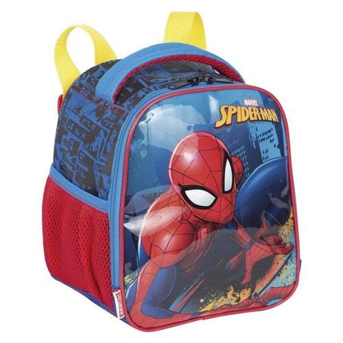 Lancheira Grande Spiderman - Sestini