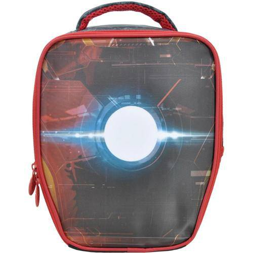 Tudo sobre 'Lancheira Avengers Iron Man - Xeryus'
