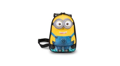 Lancheira Escolar- 3D - Minions Dave - Maxtoy
