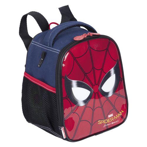Lancheira Grande 2 em 1 Homem Aranha Spiderman 18y Sestini