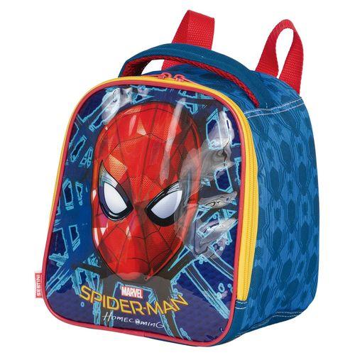 Lancheira Grande Spiderman 18X Sestini 065068-00