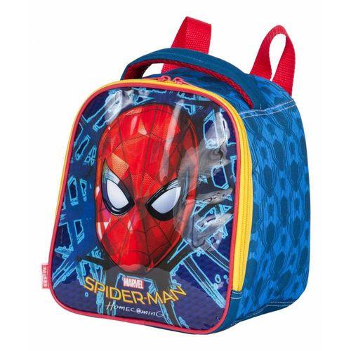 Lancheira Grande Spiderman 18x Sestini