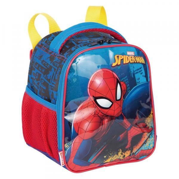 Lancheira Grande Spiderman 19x - Sestini