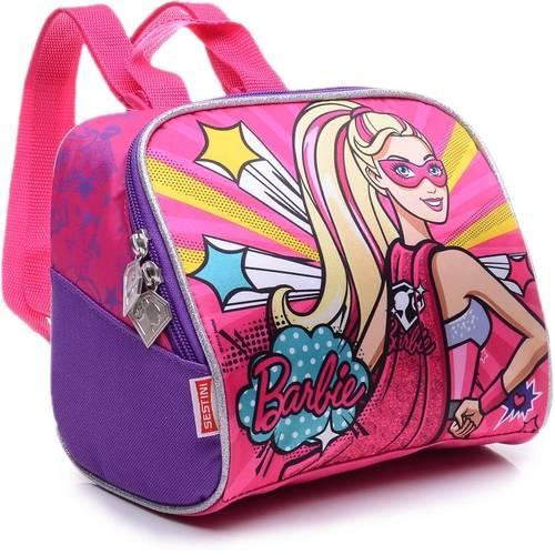 Tudo sobre 'Lancheira Infantil Sestini Super Princesa 16Y Pink Barbie'