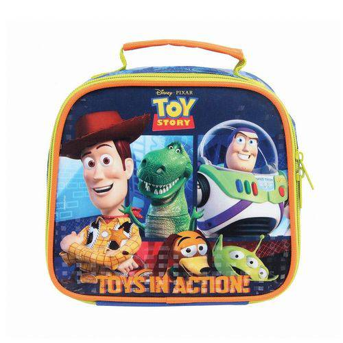 Lancheira Infantil Soft Toy Story - Dermiwil