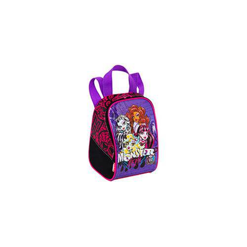 Tudo sobre 'Lancheira Monster High 14m 063026'
