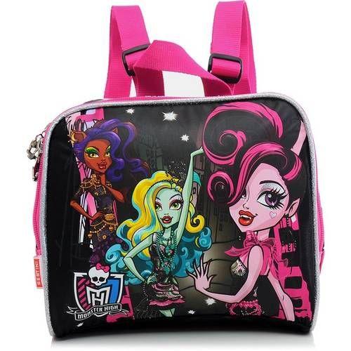 Lancheira Monster High 15y01 63335