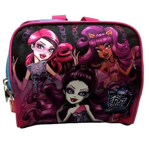 Lancheira Monster High 16Y01 Roxa - Sestini