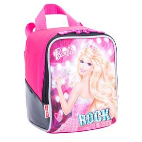 Lancheira Sestini Barbie Rock N Royals 3L - Rosa
