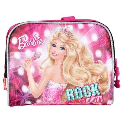 Lancheira Sestini Barbie Rock'n Royals