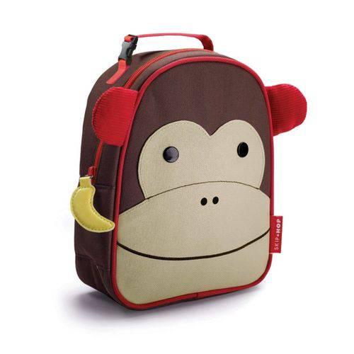 Lancheira Skip Hop Zoo - Macaco