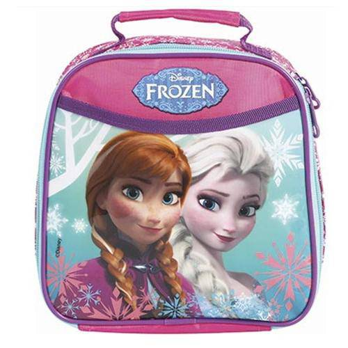 Lancheira Soft C/Acessórios Frozen Dermiwil - 37112