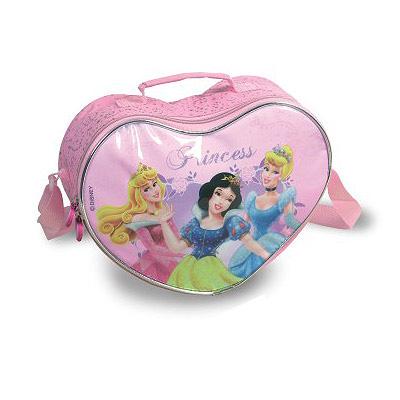 Lancheira Soft C/Squeeze - Princesas Disney - Dermiwil - Princesas Disney