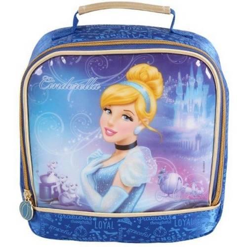 Lancheira Soft - Cinderella - Disney Princesas - Dermiwil