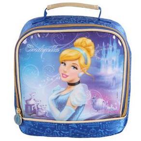 Lancheira Soft Dmw Cinderella 60115 – Azul