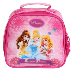 Lancheira Soft Dmw Princesas 60398 – Rosa