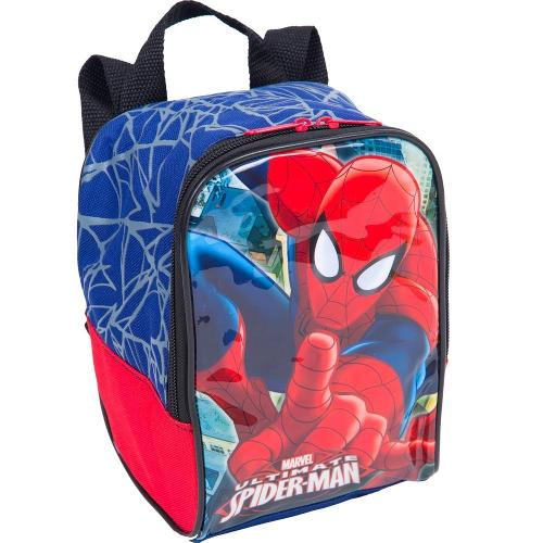 Lancheira Spiderman 16m