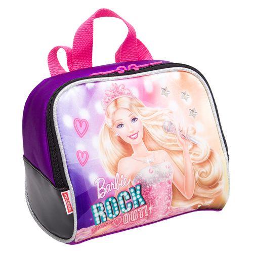 Lancheira Térmica Barbie Rock'n Royals 64349-48 - Sestini 1012627