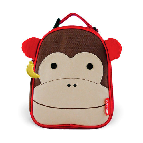 Lancheira Térmica - Zoo - Macaco - Skip Hop