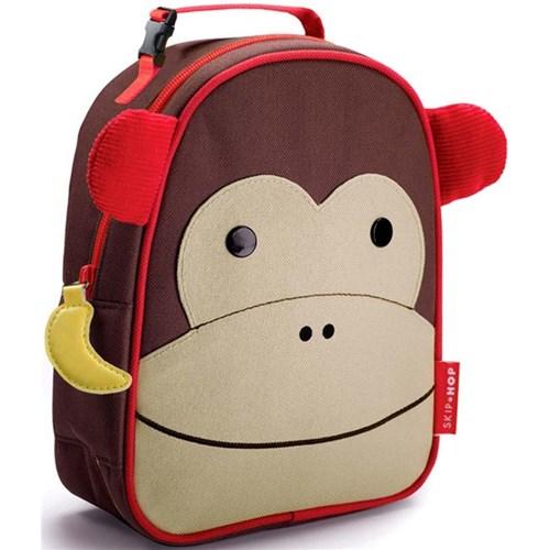 Lancheira Zoo Skip Hop - Macaco