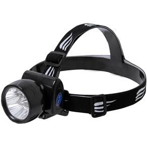 Lanterna de Cabeça/Capacete Nautika 313400 Recarregável Bivolt Fenix
