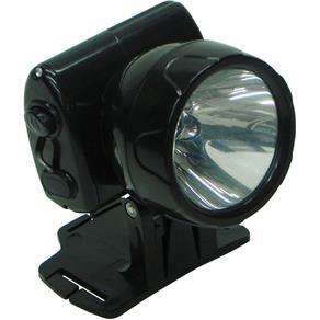Lanterna de Cabeca Fenix Preta