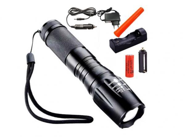 Lanterna de Led Recarregavel ECOODA X900