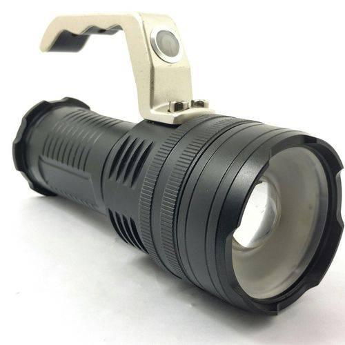 Tudo sobre 'Lanterna Holofote Led Mão Zoom 3 Baterias Ultra Potente'