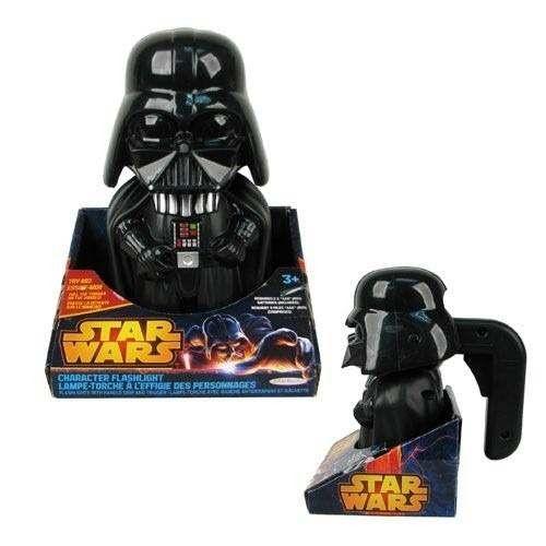 Lanterna Star Wars Darth Vader Dtc