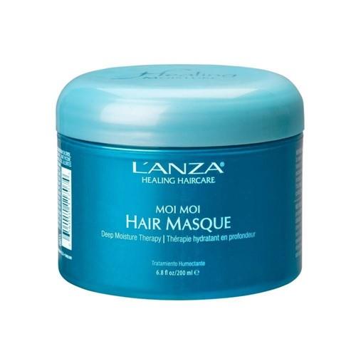 Tudo sobre 'Lanza Healing Moisture Moi Moi Hair Masque - 200ml'