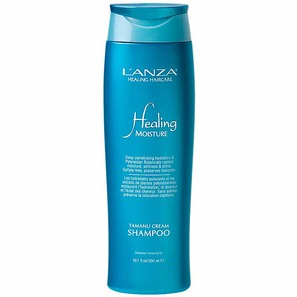 Lanza Healing Moisture Shampoo Moisture Tamanu Cream - Lanza