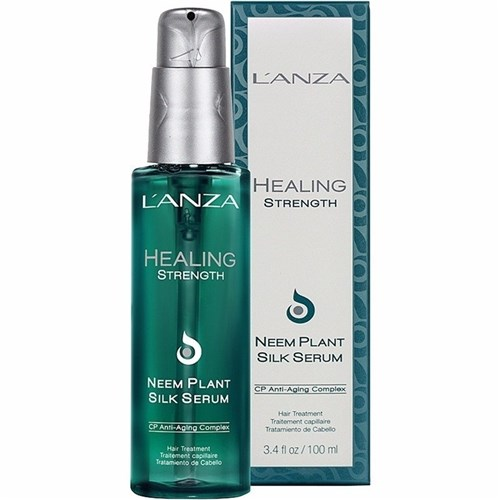 L'anza Healing Strength Neem Plant Silk - Sérum Capilar 100Ml
