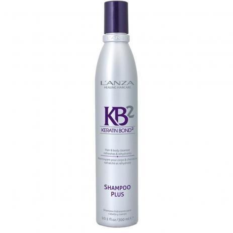 Tudo sobre 'Lanza Kb2 Shampoo Plus 300Ml'
