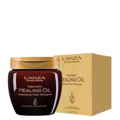 Tudo sobre 'Lanza Keratin Healing Oil Intensive Hair Masque 21'