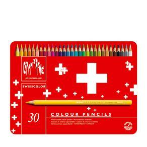 Tudo sobre 'Lápis de Cor Swisscolor 30'