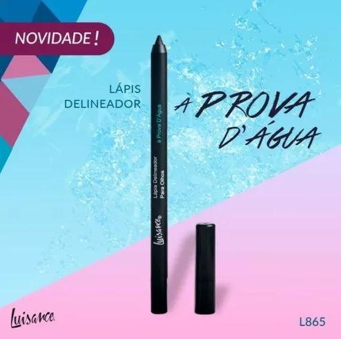Lápis Delineador Luisance à Prova D'água