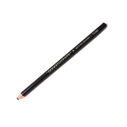 Lápis Dermatográfico Mitsu-bishi 7600 - Preto