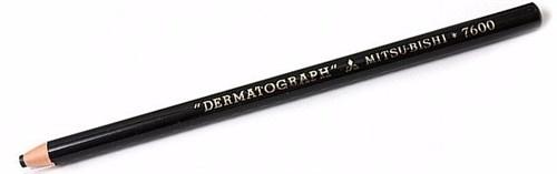 Lapís Dermatografico Mitsu-Bishi