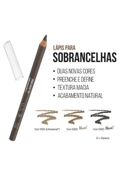 Lápis para Sobrancelha Vult - 3519