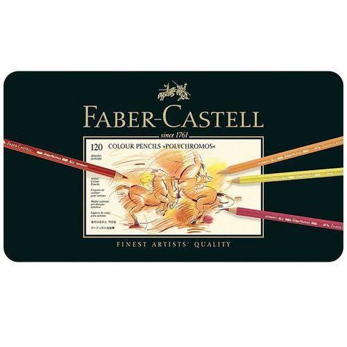 Tudo sobre 'Lápis Polychromos Faber-Castell 120 Cores'