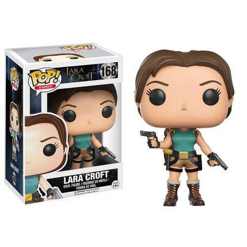 Tudo sobre 'Lara Croft - Tomb Raider Funko Pop Games'