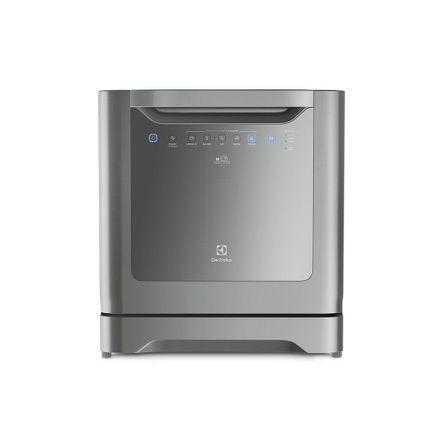 Lava-Louças 8 Serviços Cinza Electrolux (LE08S) 220V
