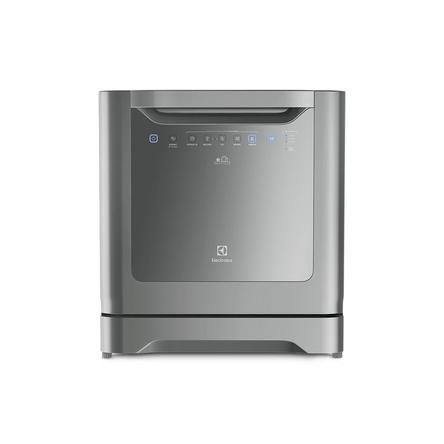 Lava-Louças 8 Serviços Cinza Electrolux (LE08S) 110V