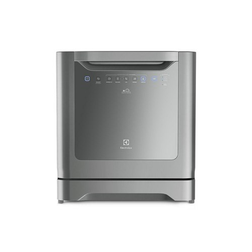 Lava-Louças 8 Serviços Cinza Electrolux (Le08s)