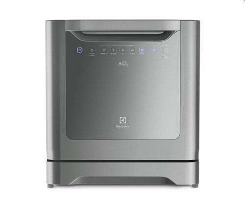 Lava-Louças Electrolux 8 Serviços Cinza (Le08S) (Cinza, 220V)