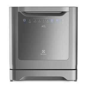 Lava-Louças Electrolux LE08S 8 Serviços 6 Programas e Painel Blue Touch 220V