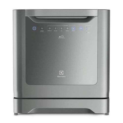 Lava-louças Electrolux Le08s 8 Serviços Inox 220v 24561wba285