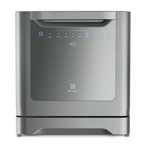Lava-Louças Electrolux Le08S 8 Serviços Inox 24561Wba185 - 110V